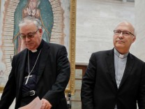 Papst trifft chilenische Bischöfe im Vatikan