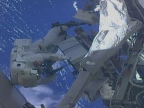 Astronaut GoPro