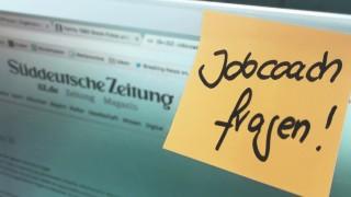 Der SZ-Jobcoach gibt jede Woche Karrieretipps für Beruf und Bewerbung.