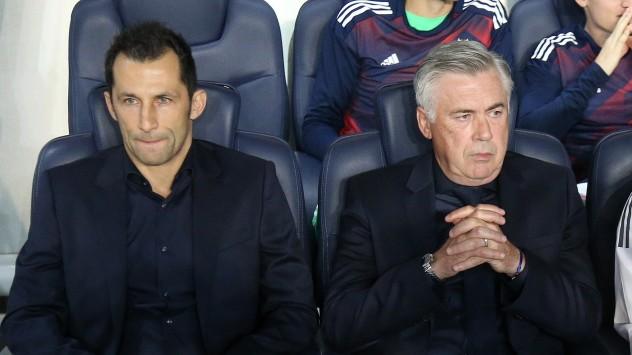 Paris Saint-Germain v Bayern Muenchen - UEFA Champions League; Salihamidzic