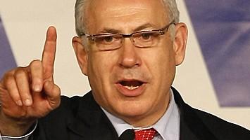 Israel Premierminister Benjamin Netanjahu Likud AFP