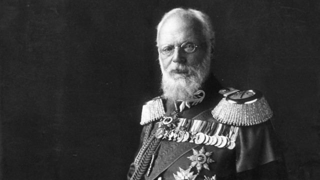 König Ludwig III von Bayern, 1913
