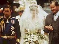 Hochzeit von Lady Diana Spencer und Prinz Charles, 1981