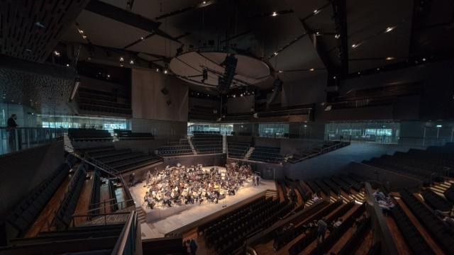 Kultur in München Konzertreise des BRSO