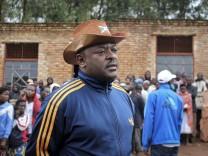 Referendum in Burundi