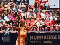 21 05 2018 Tennis Nürnberger Versicherungscup Versicherungs Cup WTA Tennis Damen Turnier Tourn; Julia Görges WTA Nürnberg