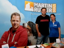 Hundecoach Martin Rütter im Vier Jahreszeiten