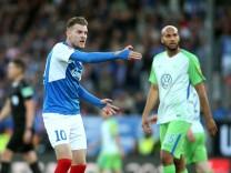 Holstein Kiel v VfL Wolfsburg - Bundesliga Playoff Leg 2