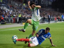 Bundesliga Promotion/Relegation Playoff Second Leg - Holstein Kiel vs VfL Wolfsburg