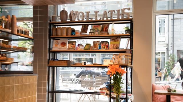 Cafés in München Frühstücken im Glockenbachviertel
