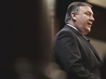 Secretary of State Mike Pompeo Delivers Remarks On New Iran Strategy