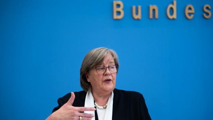 Bundesdatenschutzbeauftragte Andrea Voßhoff
