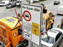 Fahrverbot für Diesel-LKW