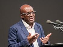 Politikwissenschaftler Achille Mbembe