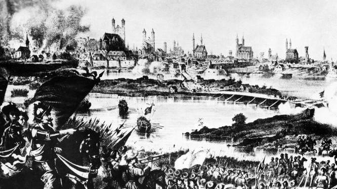 Erstürmung Magdeburgs, 1631