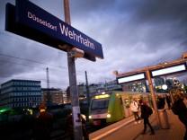 S-Bahnhof Düsseldorf Wehrhahn