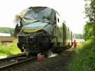 Zugunglück in Hessen (Vorschaubild)
