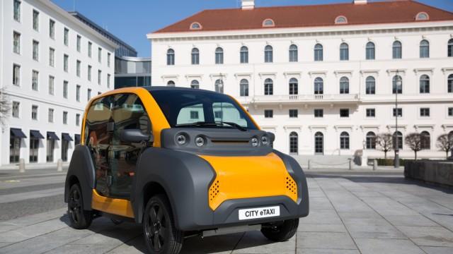 Neue Elektroautos