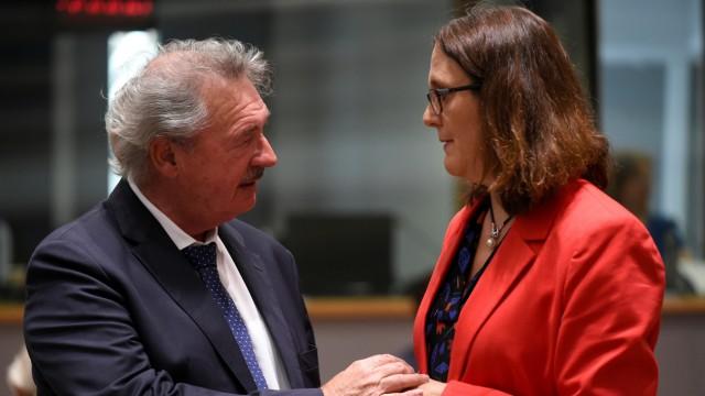 Politik Europäische Union Atomabkommen mit Iran