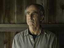 Der US-Schriftsteller Philip Roth 2005 in Warren Conn - der Autor starb 2018 im Alter von 85 Jahren an Herzversagen.