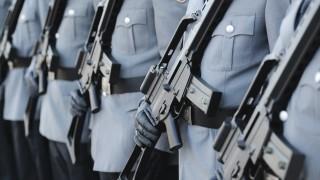 Soldaten mit G36