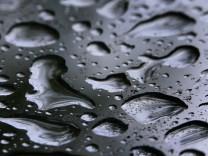 Regen am Alpenrand