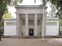 UNBUILDING WALLS - Deutscher Pavillon, 16. Biennale Architettura