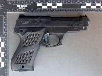 Oma mit Spielzeugpistole löst in München Polizeieinsatz aus
