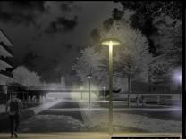 Lichtkonzept Sportpark und Bildungscampus