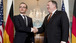 Außenminister Maas in den USA