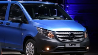 Transporter Mercedes Benz Vito