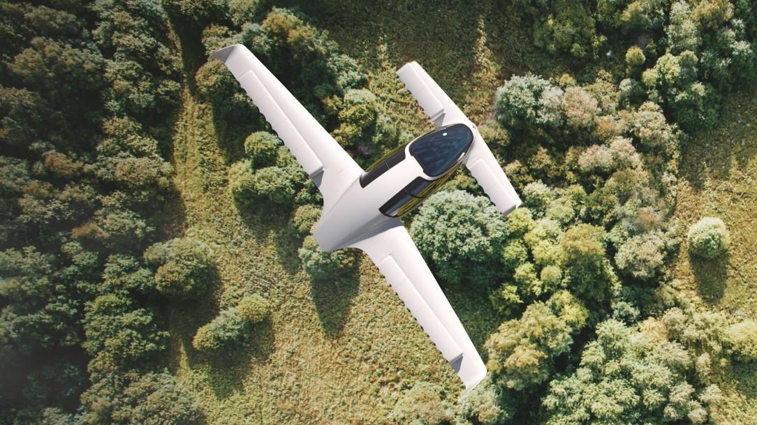 """Lufttaxi """"Lilium Jet"""" ist erstmals geflogen"""
