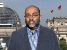 Außenpolitischer Sprecher der Grünen zu Merkels China-Besuch (Vorschaubild)