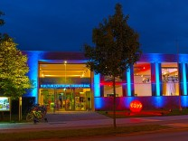 Probebeleuchtung Kulturzentrum Trudering 1