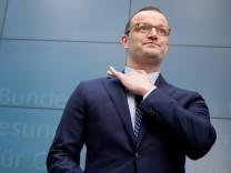 Gesundheitsminister Jens Spahn (CDU).