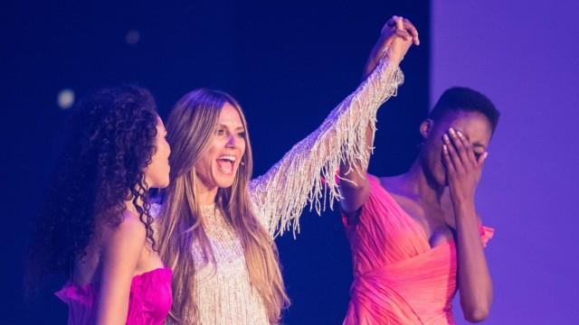Germany's Next Topmodel - Finale in Düsseldorf