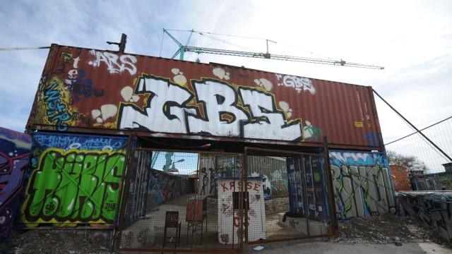 Bahnwärter Thiel München Kulturzentrum Dreimühlenviertel Schlachthof
