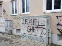 Proteste gegen Gentrifizierung in München, Lehel, Wohnen in München, Mieten