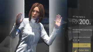 Ein Androide in Detroit: Become Human