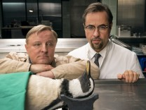 Tatort: Schlangengrube; WDR Tatort Münster Schlangengrube Thiel Boerne
