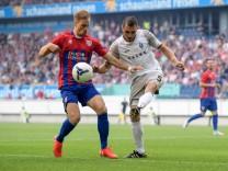 KFC Uerdingen vs SV Waldhof Mannheim Hinspiel Aufstiegsrunde 3 Liga 24 05 2018 Maximilian Beister
