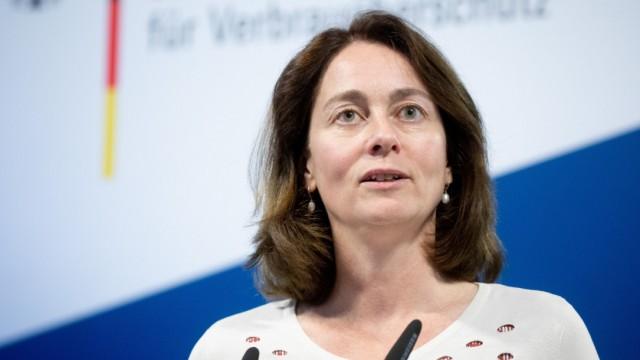 Treffen Verbraucherschutzministerin Barley und Jourova