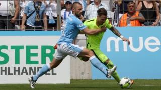 TSV 1860 Muenchen v 1. FC Saarbruecken - Third League Playoff Leg 2