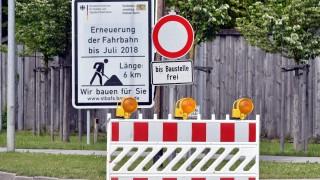 Süddeutsche Zeitung Erding Weil der Verkehr immer mehr zunimmt