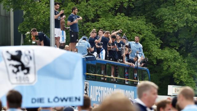 TSV 1860 München - 1. FC Saarbrücken