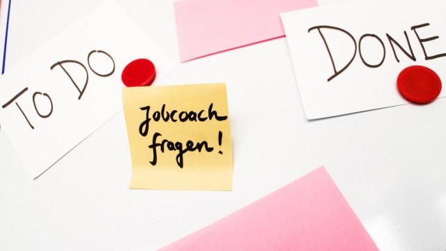 Rat vom Jobcoach: Spezialisieren Sie sich.