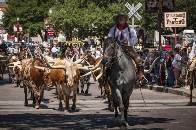 Dallas-Geschichte für die Reise