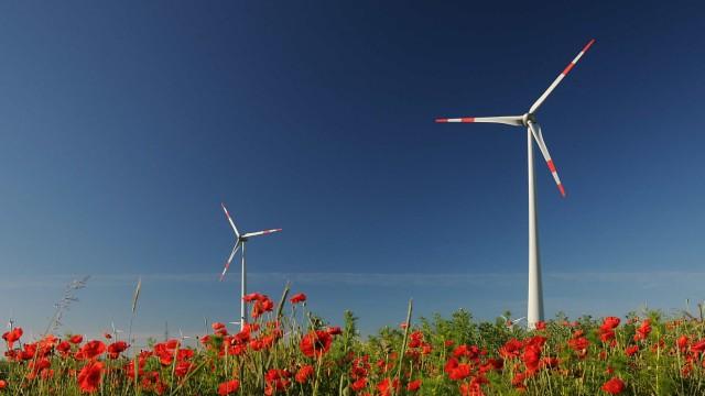 Wirtschaft in München Energiewende
