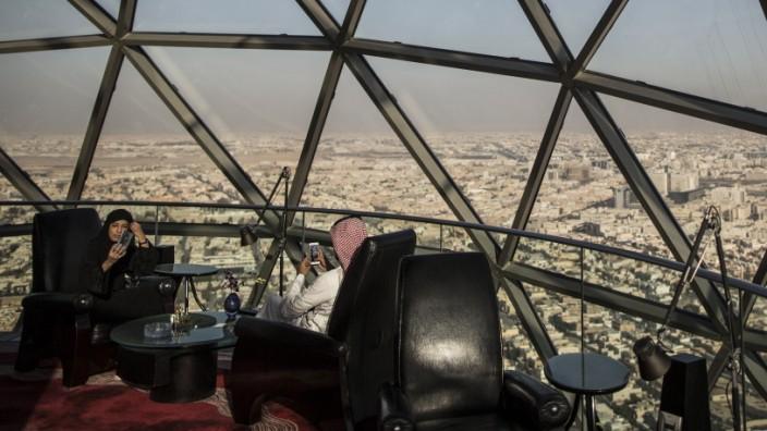 dpa-Story: Wandel in Saudi-Arabien