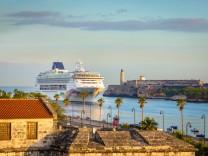 Ein Schlückchen Kuba -Mit einem US-Schiff von Miami nach Havanna